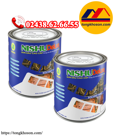 Sơn dầu Nishu Deluxe
