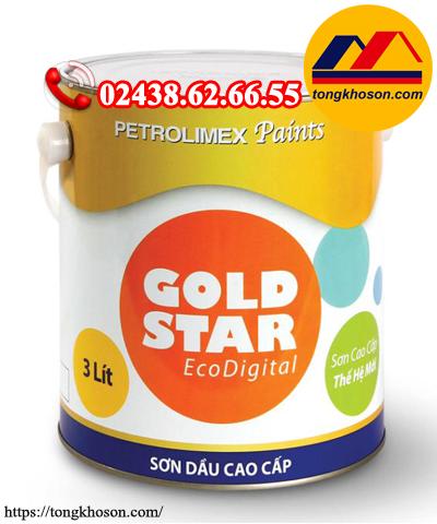 Sơn dầu Petrolimex Gold Star