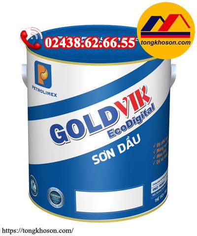 Sơn dầu Petrolimex GoldVik