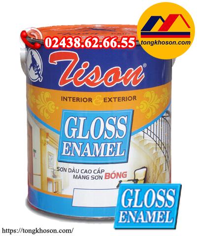 Sơn dầu Tison Gloss Enamel