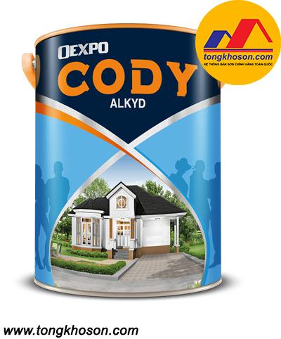 Sơn dầu Oexpo Cody gốc Alkyd