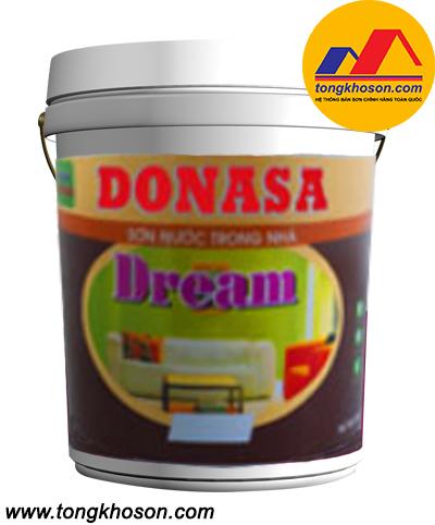 Sơn Donasa Dream nội thất mịn