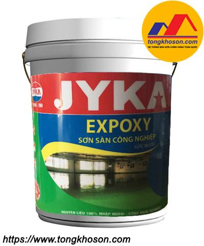 Sơn Epoxy Jyka hai thành phần