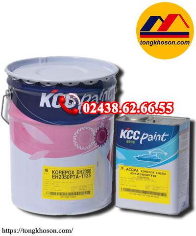 Sơn epoxy KCC EH2350 gia cường thủy tinh