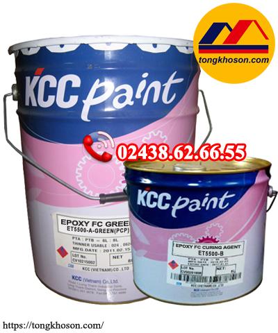 Sơn epoxy chống thấm KCC ET5500