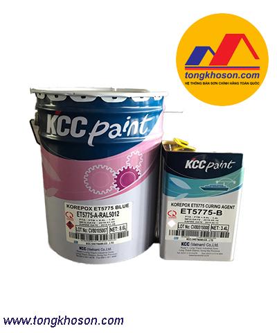 Sơn phủ epoxy chống thấm KCC ET5775