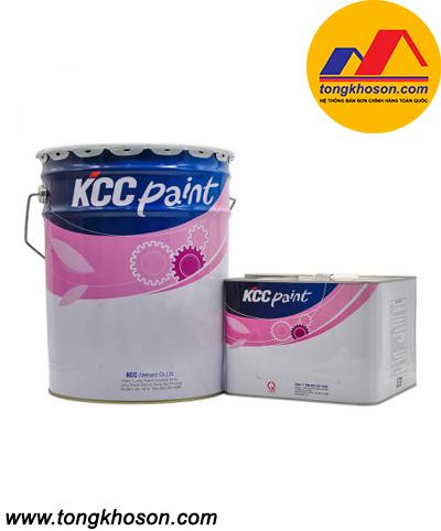 Sơn Epoxy KCC Sporthane WTR non-Exposure - chống thấm không lộ thiên