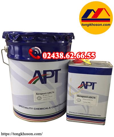 Sơn Epoxy kháng hóa chất APT Tar Keraguard ADG70
