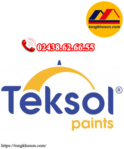 Dung môi pha sơn EP4 Teksol