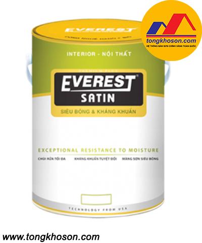 Sơn Everest nội thất siêu bóng