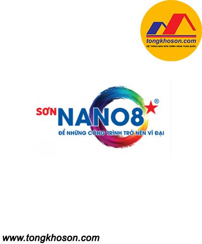 Sơn giả đá Nano 8 sao
