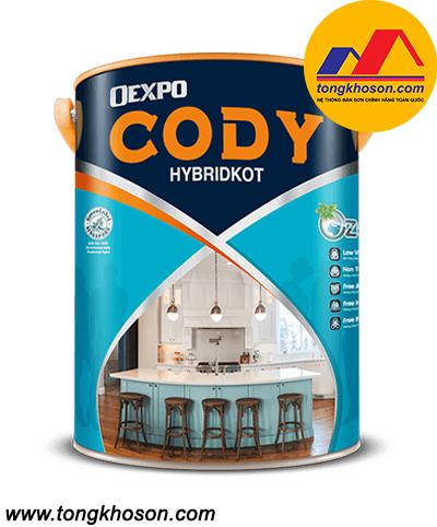 Sơn OExpo Cody HYBRIDKOT ngoại thất
