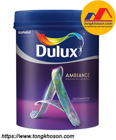 Sơn hiệu ứng đặc biệt Dulux Ambiance