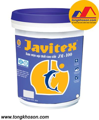 Sơn Javitex nội thất mịn JM100