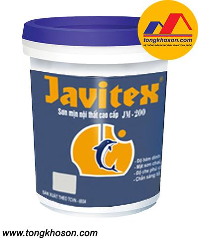 Sơn Javitex nội thất mịn JM200