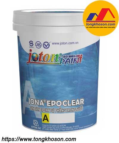 Sơn Epoxy Joton Jona Epo Clear