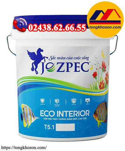 Sơn Jozpec Eco nội thất mịn