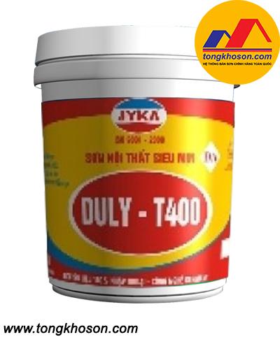 Sơn Jyka mịn nội thất DULY T400
