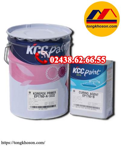 Sơn lót epoxy KCC cho kim loại mạ kẽm EP1760