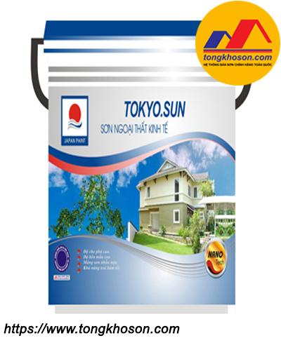 Sơn kinh tế Tokyo ngoại thất