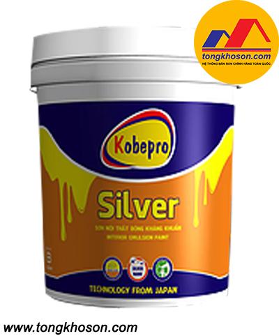 Sơn Kobepro Silver nội thất bóng kháng khuẩn