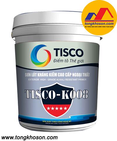 Sơn lót chống kiềm ngoại thất cao cấp Tisco