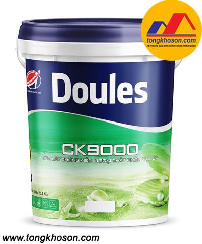 Sơn lót chống kiềm ngoại thất chống tia UV Doules CK9000