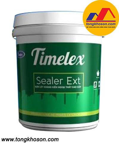 Sơn lót chống kiềm ngoại thất Timelex Sealer Ext