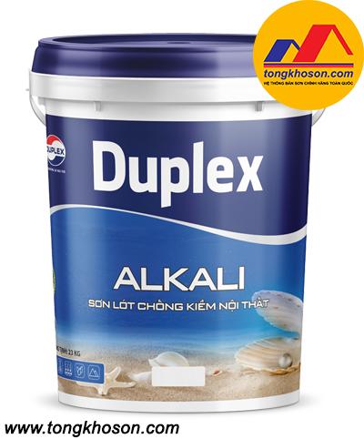 Sơn lót kháng kiềm nội thất Duplex ALKALI