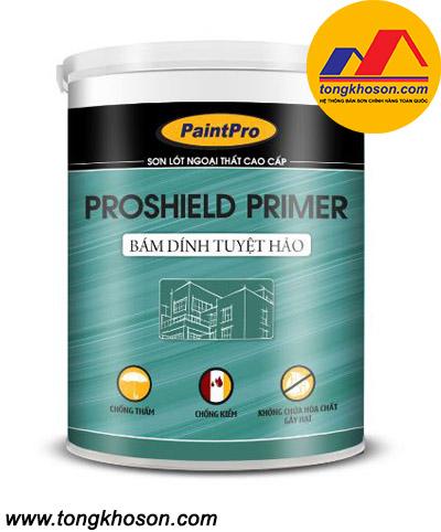 Sơn lót chống kiềm Paintpro Proshield Primer ngoại thất