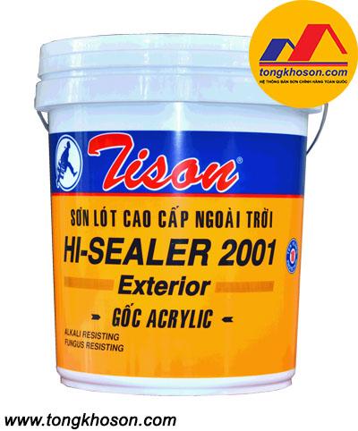 Sơn lót chống kiềm Tison ngoại thất Hi-Sealer 2001