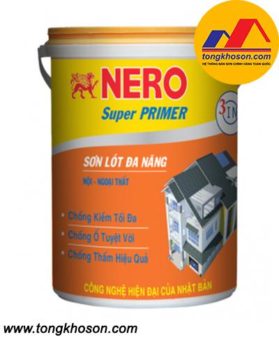 Sơn lót đa năng Nero nội và ngoại thất Super Primer