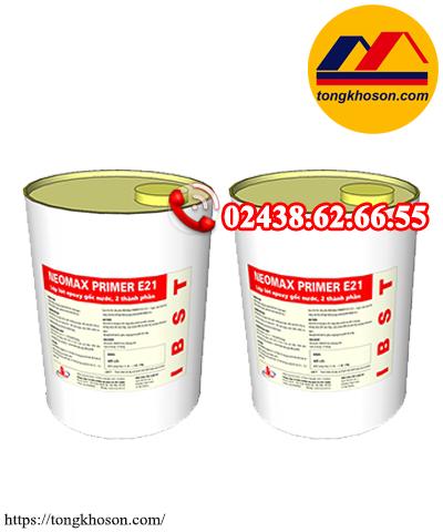 Sơn lót Epoxy gốc nước Neomax Primer E21