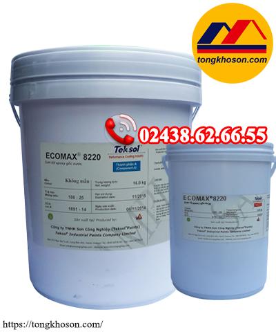 Sơn lót Epoxy Teksol Ecomax 8220