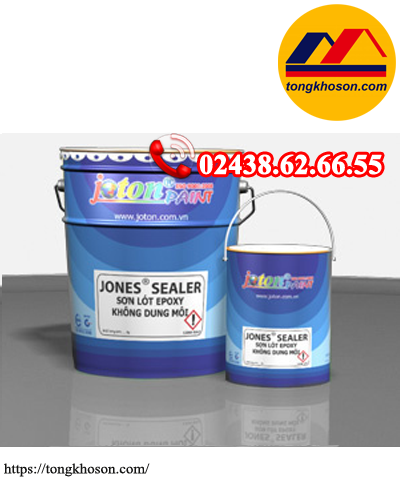 Sơn lót Epoxy Joton JONES SEALER