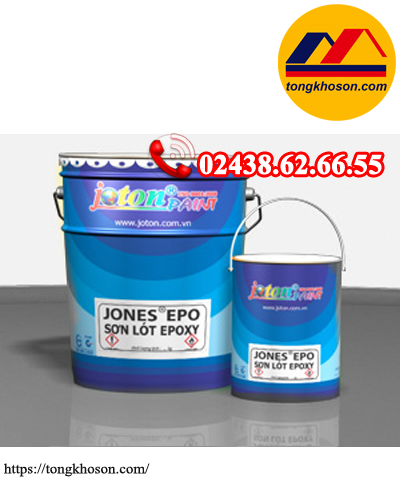 Sơn chống rỉ Epoxy Joton JONES EPO EPP72