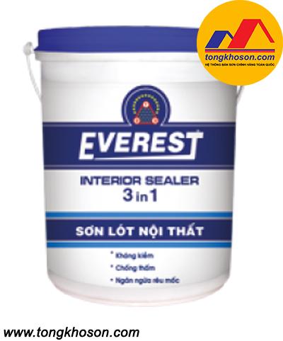 Sơn lót Everest 3in1 kháng kiềm nội thất