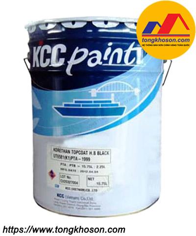 Sơn lót epoxy KCC hàm lượng rắn cao