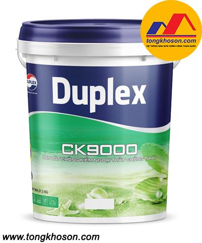 Sơn lót kháng kiềm ngoại thất Duplex chống tia UV cao cấp