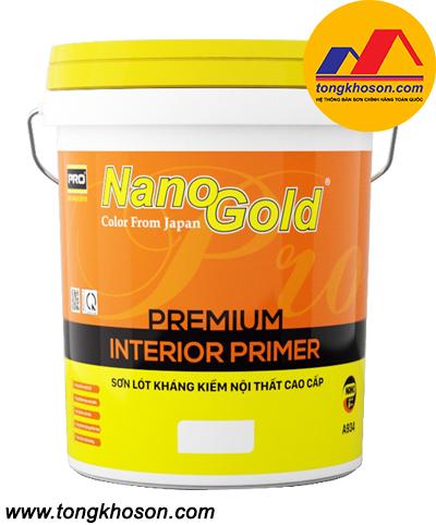 Sơn lót chống kiềm NanoGold nội thất