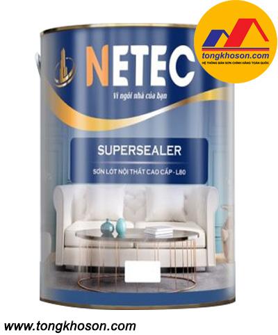 Sơn lót kháng kiềm nội thất cao cấp Netec L-80