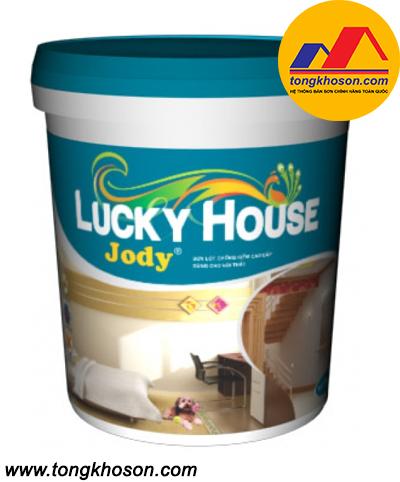 Sơn lót Lucky House Jody chống kiềm nội thất