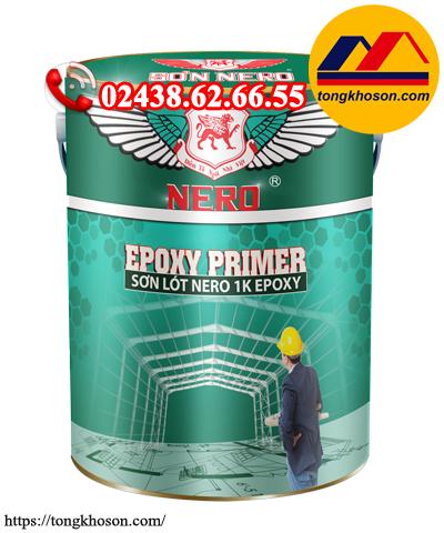 sơn lót Epoxy biến tính Nero 1K