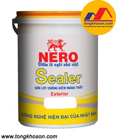 Sơn lót Nero Sealer ngoại thất chống kiềm