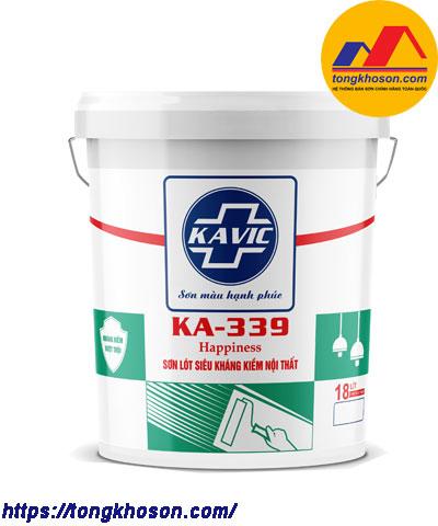 Sơn Kavic lót siêu kháng kiềm nội thất KA-339