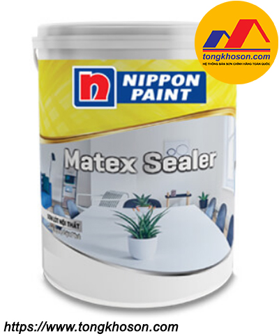 Sơn lót chống kiềm Nippon Matex Sealer nội thất