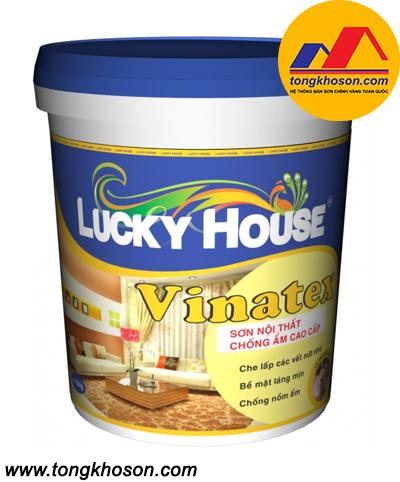 Sơn Lucky House Vinatex nội thất