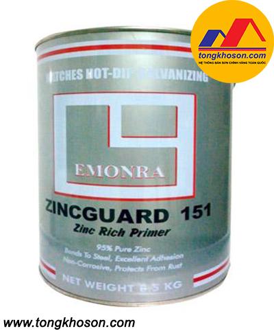 Sơn mạ kẽm lạnh Zincosil Zinc Guard 151