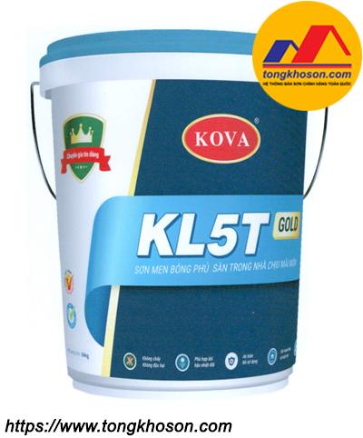 Sơn Epoxy Kova KL5T bóng cao cấp