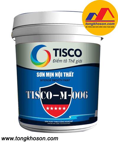 Sơn mịn nội thất Tisco-M-006
